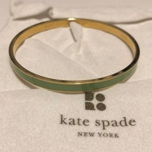 kate spade bangle - mint condition